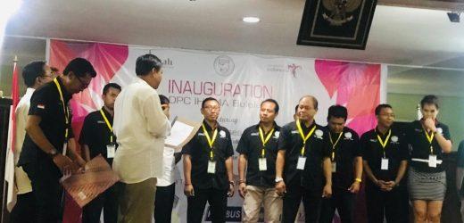 Pengukuhan DPC IHGMA Buleleng, Ramia: Ajak GM Tingkatkan Kualitas Diri
