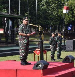 Lomba Tembak Piala Panglima TNI Tahun 2018