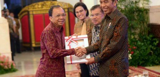 Presiden Jokowi: Jangan Bermain-main dengan Anggaran Negara