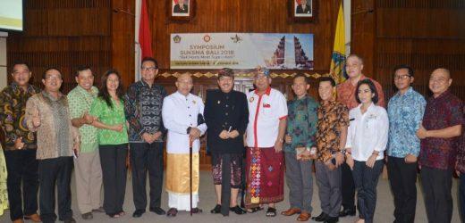 Symposium Suksma Bali 2018