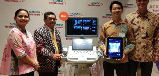Siemens Healthineers Luncurkan Inovasi Teknologi CT-Scan dan Ultrasound Terbaru di Indonesia