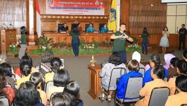 Ny. Putri Suastini Koster: Perempuan Harus Tingkatkan Kinerja, Tunjukkan Kompetensi