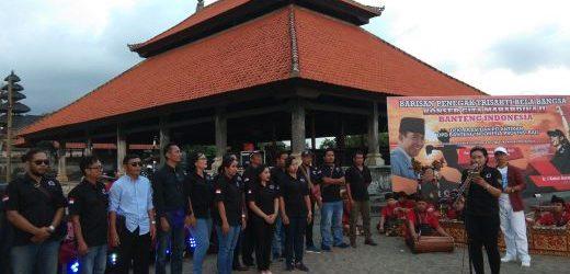 Deklarasi DPD Banteng Indonesia Provinsi Bali