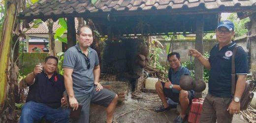 Balabec Dukung Wacana Legalisasi Arak Bali