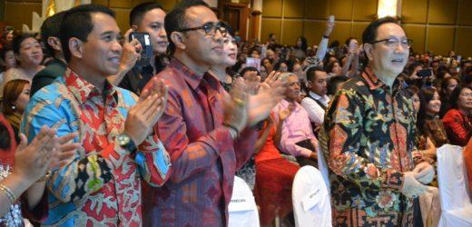 Hadiri Perayaan Jelang Natal PGPI Bali