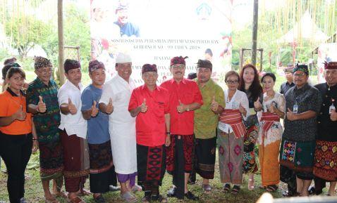 Gubernur Koster: Pengusaha Harus Punya Tanggung Jawab Membangun Bali, Bukan Membangun di Bali
