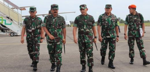 Panglima TNI Kunjungan Kerja ke Batam