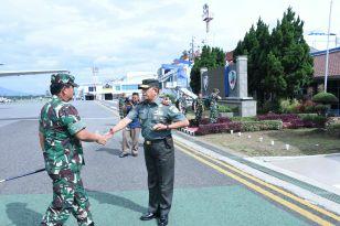 Kunjungan Kerja Panglima TNI ke Bandung