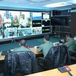 TNI Ikut Uji Coba Jaringan Optik Bawah Laut Palapa Ring Paket Tengah