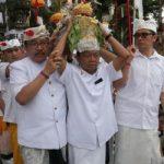 Panca Wali Krama di Pura Luhur Lempuyang