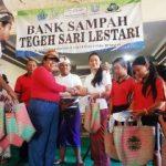 Dukung Pemanfaatan Sampah Bernilai Ekonomis, Banjar Tegeh Sari Luncurkan Bank Sampah Tegeh Sari Lestari