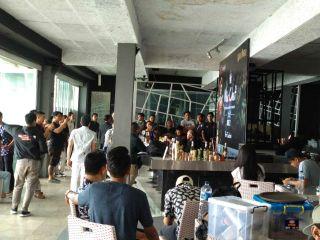 21 Bartender Muda Bersaing Dalam Mixochef 'Mixologist Competition 2018' Burst 2