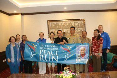 Sri Chinmoy Peace Run Kembali Digelar