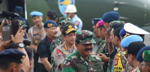 Panglima TNI Lakukan Kunjungan Kerja ke Cirebon