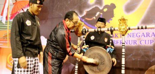 Kejuaraan Pencak Silat Gubernur Cup X Sambut Hut-64 PSPS Bakti Negara