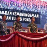 Panglima TNI: Kemanunggalan TNI dan Rakyat Tak Boleh Hanya Sekedar Jargon