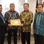 Ketua DPR RI Bamsoet: Pengembangan Infrsatruktur Kemaritiman Angkat Potensi Kelautan