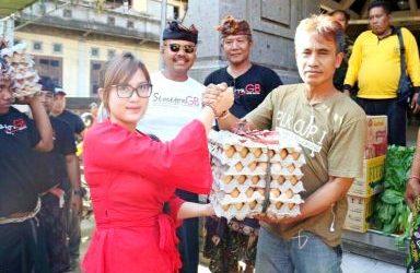 Tumbuhkan Ekonomi Kreatif, Dwi Yustiawati Dorong Penguatan Desa Wisata di Kabupaten Klungkung