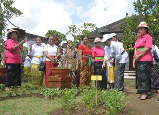 Ny. Putri Suastini Koster: Mari Wujudkan Keluarga Bali Berkualitas Menuju Nangun Sat Kerthi Loka Bali