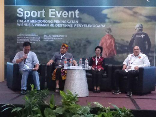 Bali Belum Punya Blueprint Sport Tourism
