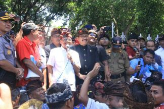 Temui Anggota Bali Transport Bersatu, Gubernur Koster Siapkan Sistem Untuk Modernisasi Jasa Transportasi Konvensional
