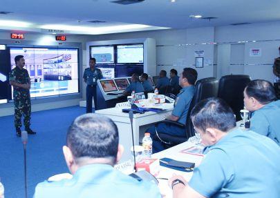 Panglima TNI: Tindak Tegas Kapal Asing Ilegal yang Masuk Perairan Indonesia