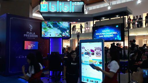 Blibli.com Dukung Piala Presiden Esports 2019, Luncurkan Microsite Blibli Game Station