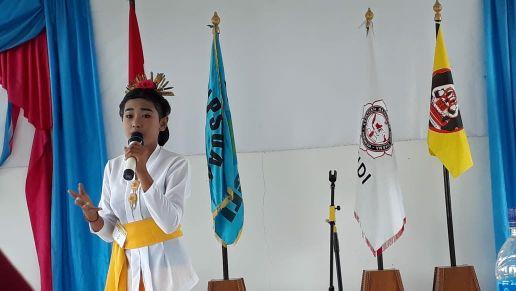 """Lomba Masatua Bali dan Ngerupak: """"Tetamian Basa Bali Nenten Kaicen, Sakewanten Sangkaning Kapapetang Turmaning Tanggung Jawab"""""""