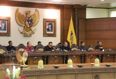 DPRD Bali Sahkan RPJPD dan RPJMD Semesta Berencana