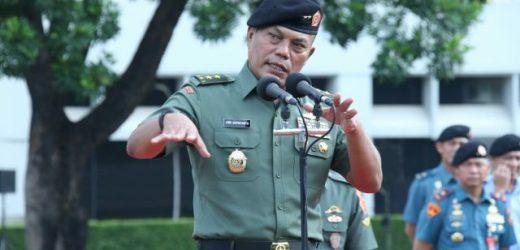 Kasum TNI: Upacara Bendera Bukan Seremonial tapi Wujud Patriotisme terhadap Negara