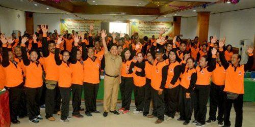 Buka Penyuluhan Pencegahan Bahaya Kebakaran, Walikota Rai Mantra: Masyarakat Wajib Paham Mitigasi Bencana