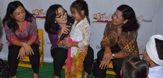 Porseni PAUD Libatkan 2.500 Peserta, Ny. Selly Mantra: Layanan PAUD Berkualitas Pondasi Penting dalam Penyiapan Generasi Berkualitas