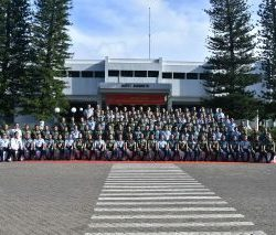 Rakorops TNI Tahun 2019, TNI Fokus pada Tugas Pokok Sesuai UU 34/2004