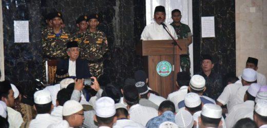Silaturahmi dengan Pondok Pesantren Nahdlatul Ulum, Panglima TNI: Pesantren Berperan Perkuat Persatuan dan Kesatuan