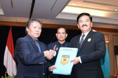 Panglima TNI Marsekal TNI Hadi Tjahjanto Nahkodai PB FORKI 2019-2023