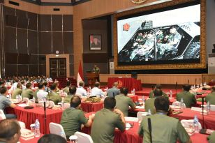 Rakorlog TNI 2019, Kasum TNI: Dukungan Logistik Lancarkan Kegiatan Operasi dan Latihan TNI