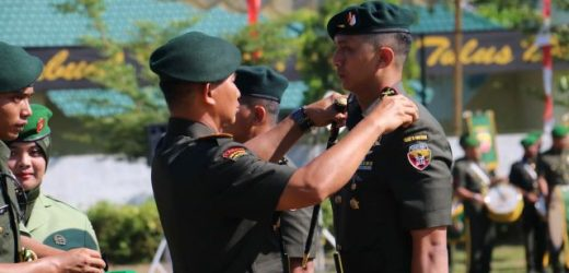 Sertijab Danyonif Raider 900/SBW, Pangdam Udayana: Jadikan Yonif Raider 900/SBW Sebagai Batalyon Kebanggaan