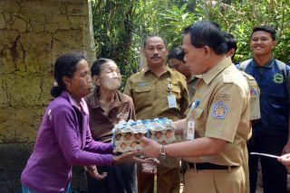 Rumah Rusak Akibat Gempa Lombok, Dinsos Bali Pastikan Dua Warga Miskin di Klungkung Dapat Bedah Rumah