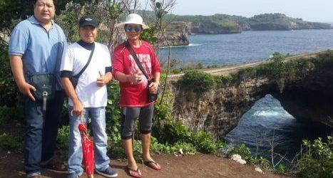 """Perlancar Jalur Distribusi Barang ke Nusa Penida, Made Satria: Pemkab Bisa Kembangkan """"Pelabuhan Segitiga Emas"""""""
