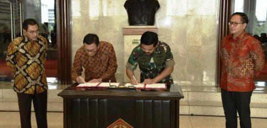 Tingkatkan Layanan Perbankan Bagi Prajurit, TNI Teken MoU dengan 3 Bank BUMN
