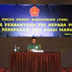 FGD Tugas Perbantuan TNI kepada Polri dari Perspektif HAM