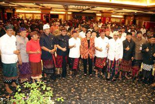 Gubernur Koster Inisiasi Pertemuan Bendesa Adat se-Bali dengan Menkeu, Sri Mulyani Dukung 1.000 % Penguatan Desa Adat