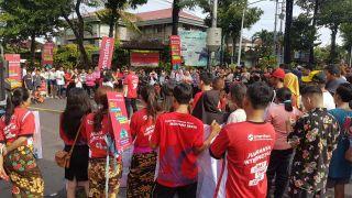 Kampanyekan Anti Kantong Plastik, Smartfren Dukung Nangun Sat Kerthi Loka Bali