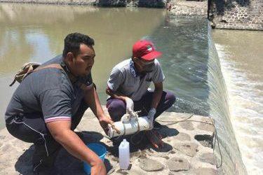 Antisipasi Ada Kandungan Berbahaya, DLHK Denpasar Cek Kandungan Air Sungai di 9 Titik