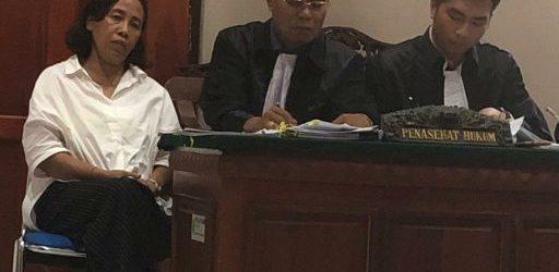 Notaris Neli Kembali Jalani Sidang Kasus Dugaan Penggelepan