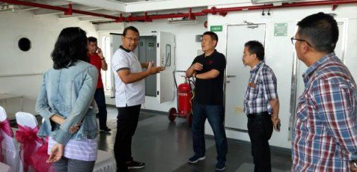 KN Tanjung Datu Bakamla Segera Luncurkan Pojok Baca Bersama Perpusnas