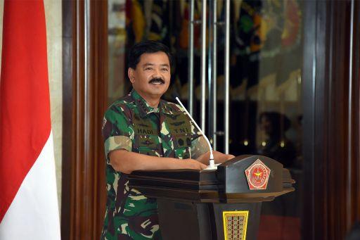 Panglima TNI: Paradoks Kemajuan Teknologi Perlu Diantisipasi