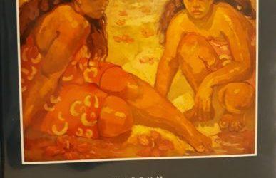 Museum Pasifika Luncurkan Buku Kisah Seniman dari Tahiti ke Bali