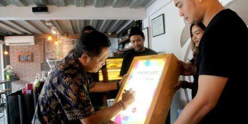 Resmikan Hub Project, Walikota Rai Mantra: Ini Menjadi Co-Working Space Lahirnya Ide Kreatif