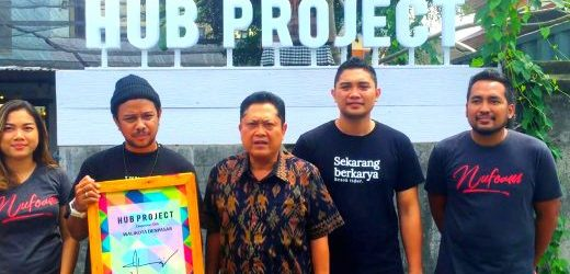 Hub Project, Ruang Kreatif Anak Muda Ciptakan Peluang Usaha